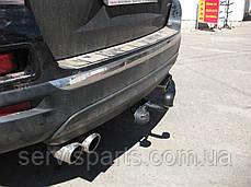 Фаркоп Toyota Highlander 2010-2014 (Тойота Хайлендер), фото 3