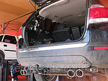Фаркоп Toyota Highlander 2010-2014 (Тойота Хайлендер), фото 2