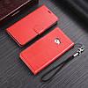 """Xiaomi Mi Note 2 оригинальный кожаный чехол книжка ПРЕМИУМ кожа магнитная фиксация противоударный  """"KZH"""", фото 10"""