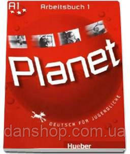 Planet 1 A1, Arbeitsbuch