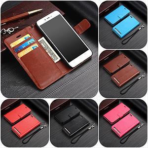 """Xiaomi Redmi 5A оригинальный кожаный чехол книжка кошелёк с карманами мраморная кожа на телефон """"LUXON"""""""