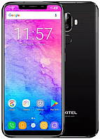 "OUKITEL U18 black 4/64 Gb, 5.85"", MT6750T, 3G, 4G, фото 1"