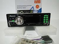 Автомагнитола Пионер 1din дин 1056 USB+SD+FM+AUX автомагнітола в авто Піонер Pioneer на флешках магнитофон1055