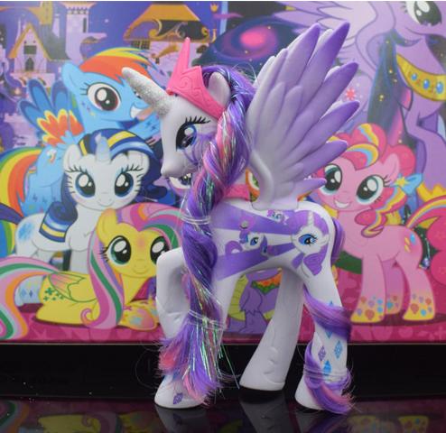 Пони 14 см. My Little Pony Мой маленький пони Рарити Игрушка для девочек Единорог