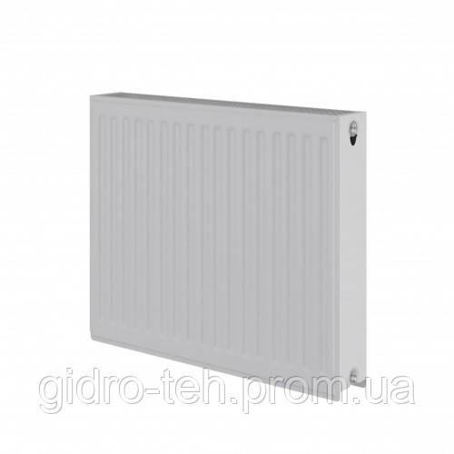 Стальной радиатор отопления Aqua Tronic 500x1400 тип 22, отопительная панельная батарея для дома