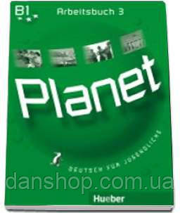 Planet 3 B1, Arbeitsbuch