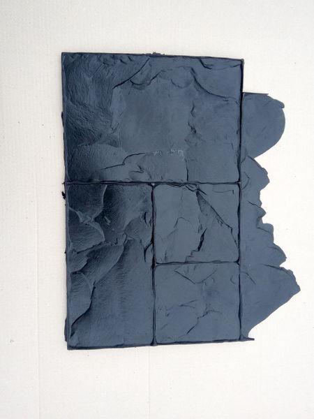 """Полиуретановый штамп для бетона """"Тесаный камень №3"""", для пола и дорожек, фото 1"""