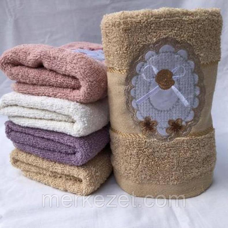 """Полотенце для лица и рук. Метровое махровое полотенце """"Ваврик"""""""