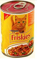 Сухой корм  ФРИСКИС для кошек курица/печень 0,3 кг (Friskies)