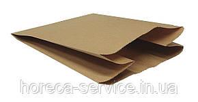 """Пакет бумажный """"Саше"""" 230х200х40 крафт 100шт., фото 2"""