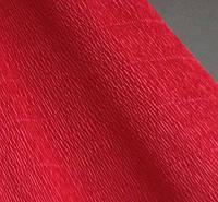 Бумага гофрированная красная 17А6 Италия