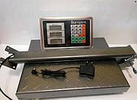 Весы торговые товарные 150кг 30*40см веса электронные електронні ваги усиленные складские 300/350/500/600