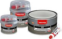 Novol ALU Шпатлевка с алюминиевой пылью, вес 0,25 кг