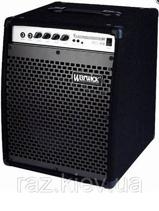 Комбоусилитель для бас-гитары WARWICK BC40 Басовый комбоусилитель, фото 2
