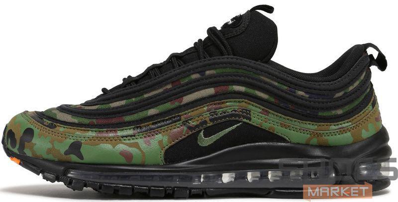 5b4e0ca3 Мужские кроссовки Nike Air Max 97 Premium QS County Camo купить в ...