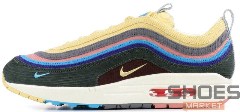 buy popular b0cc0 0b426 Женские кроссовки Nike Air Max 1 97 VF SW