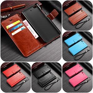 """Xiaomi Mi 5s оригинальный кожаный чехол книжка кошелёк с карманами мраморная кожа на телефон """"LUXON"""