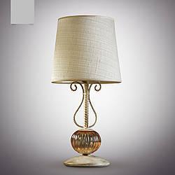 Настільна лампа в стилі прованс 14500-1