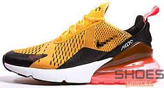 "Женские кроссовки Nike Air Max 270 ""University Gold"""