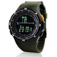Военные часы Skmei 0989 Green