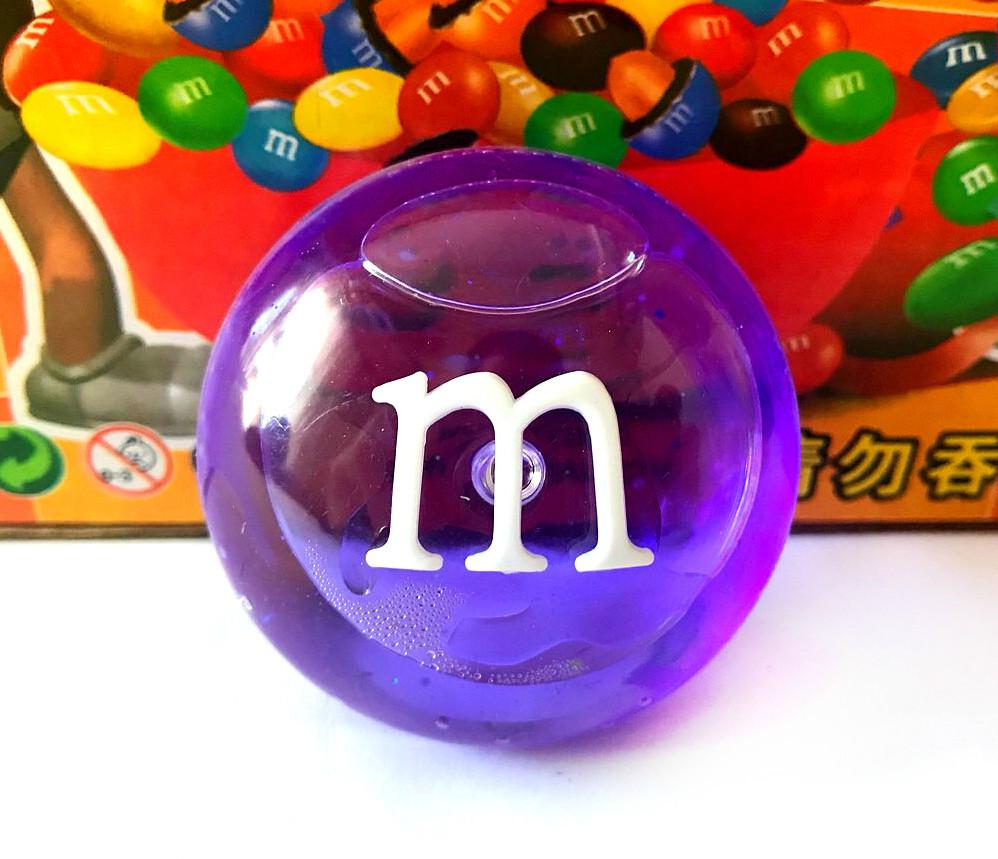 Жвачка для рук  M & Ms прозрачная