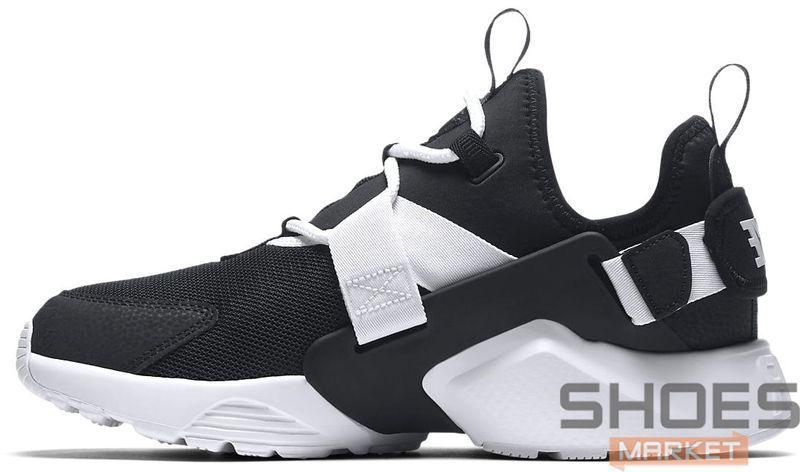 20b430d8 Женские кроссовки Nike Air Huarache City Low купить в интернет ...