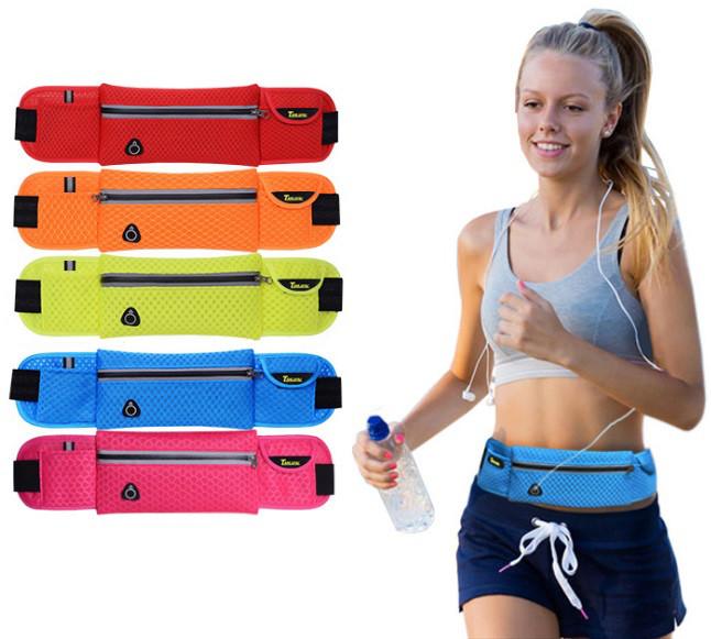 Сумка - пояс, чехол для бега, спорта, велосипеда, фитнеса, на пояс, Tanluhu