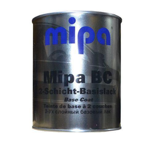 Автокраска металлик 345 Олива зеленая MIPA BC 1л
