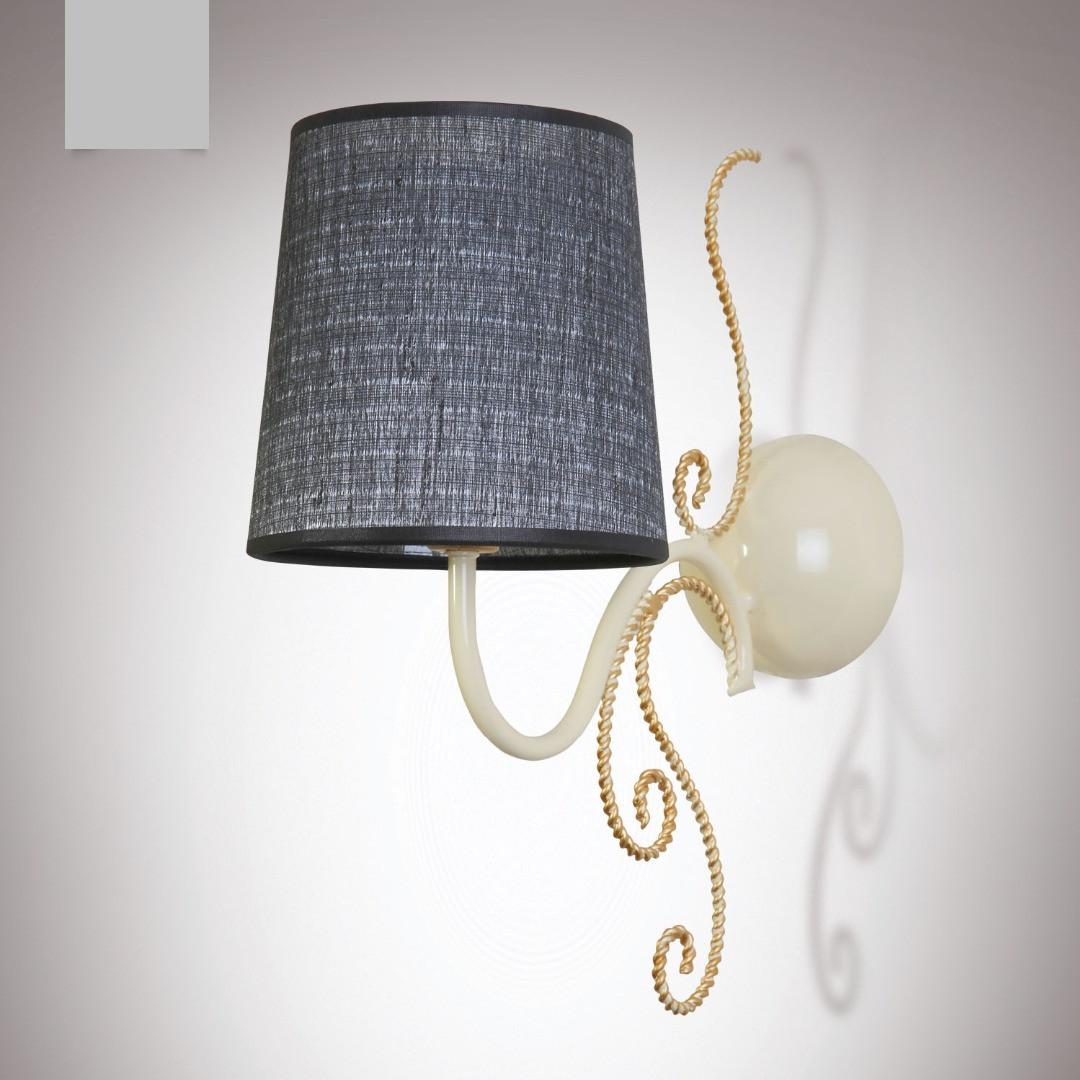 Бра, настенный светильник с абажуром 14501-1