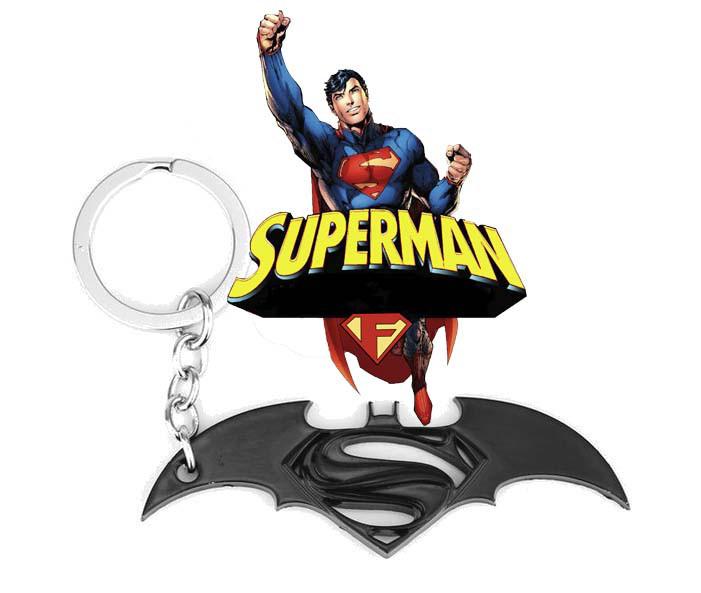 Брелок Супермен против Бэтмена Superman Batman  DC комиксы