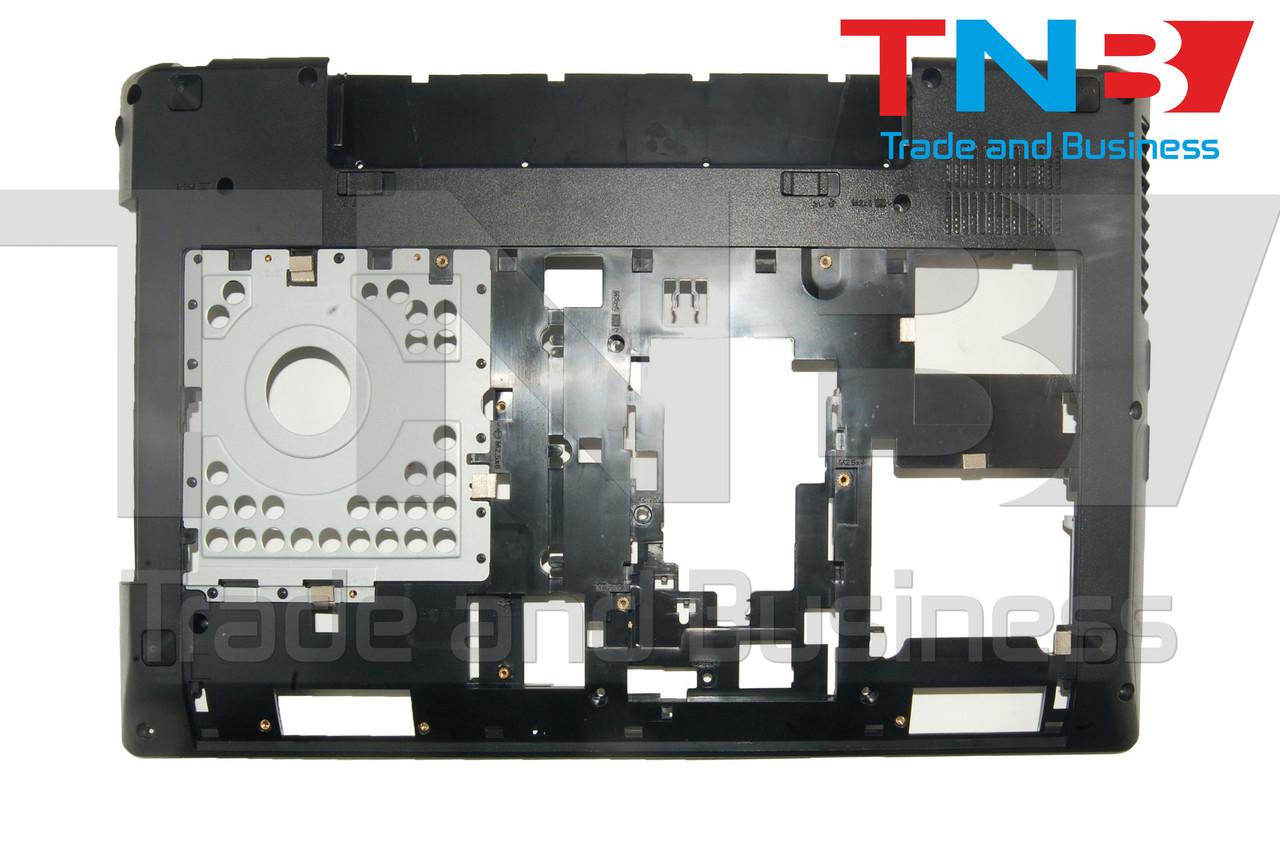 Нижняя часть (корыто) Lenovo G580, G585 с HDMI Черный Тип1