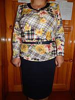Платье женское размеры 58, фото 1