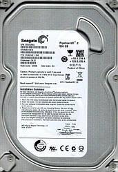 Жесткий диск б/у 500GB 3.5'' Seagate для компьютера, видеонаблюдения, медиасервера