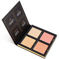Хайлайтер Huda Beauty GOLDEN SANDS 4 цвета