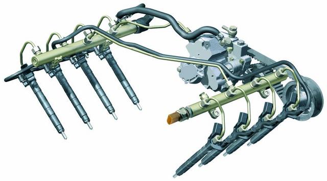 Топливная система, форсунки Renault Captur