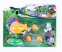 Игрушка Растения против зомби петушок Фирменная упаковка Plants vs zombies, фото 1