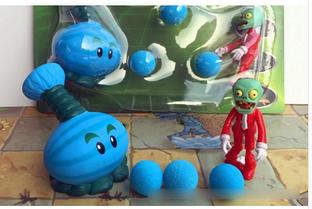 Іграшка Рослини проти зомбі морозний кавун Фірмова упаковка Plants vs zombies