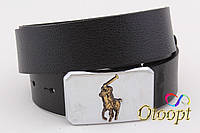 Кожаный ремень мужской NK-95075