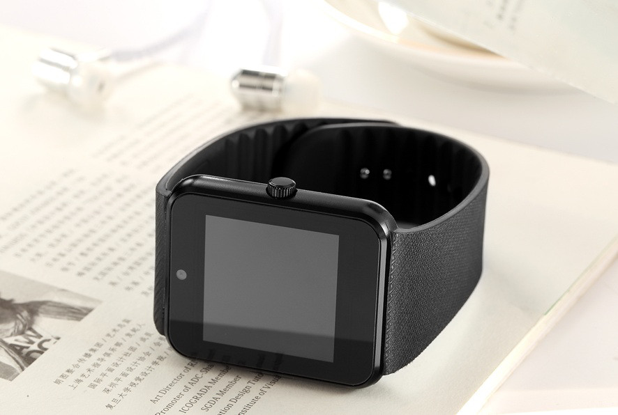 Умные часы Smart Watch Phone Z60 метал.ремешок