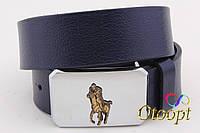 Кожаный ремень мужской NK-95175