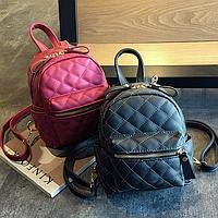 Стеганый мини рюкзак, фото 1