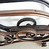 Скамейка садовая 20 профиль боковины 2 шт., фото 4