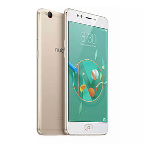 Смартфон ZTE Nubia M2 Lite 3\64Gb Black, фото 2
