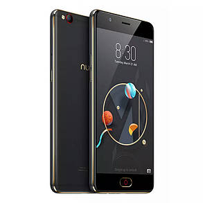 Смартфон ZTE Nubia M2 Lite 3\64Gb Gold, фото 2