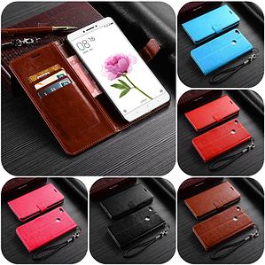 """Xiaomi Mi MAX 2 оригинальный кожаный чехол книжка кошелёк с карманами мраморная кожа на телефон """"LUXON"""