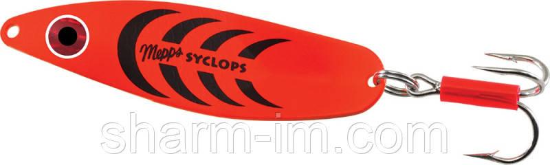 Коливається блешня Mepps Syclops Fluo Orange №1 (12 гр.), фото 2