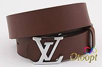 Кожаный ремень мужской Louis Vuitton NK-94975