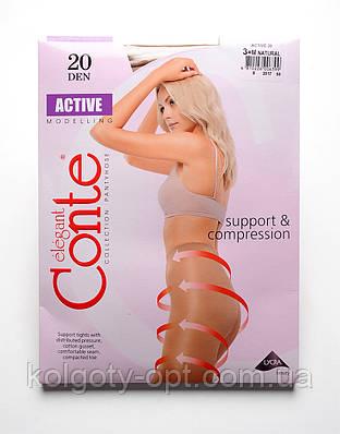 Колготки Conte Active 20 den