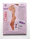 Стягуючі жіночі колготки Conte Active 20 den, фото 2