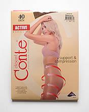 Корректирующие фигуру колготки Conte Active 40 den